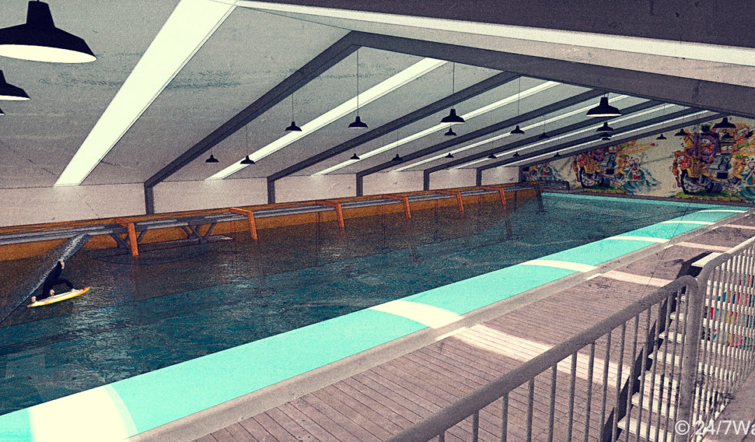 Magicseaweed.com – REVEALED: EUROPE'S FIRST INDOOR WAVE POOL