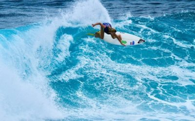 Dutch surf champion Mirna Boelsma about surfcoaching in the SurfPool