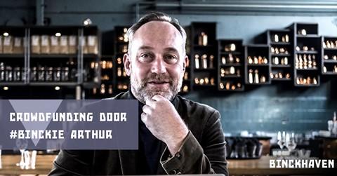 Arthur de Graaf en Get a Crowd – Crowdfunding partner