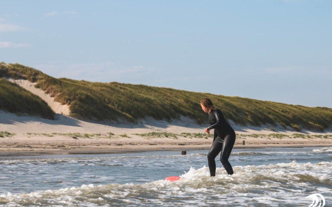 Surfen met een verlamming – Renske van Beek (Paralympische snowboardster)