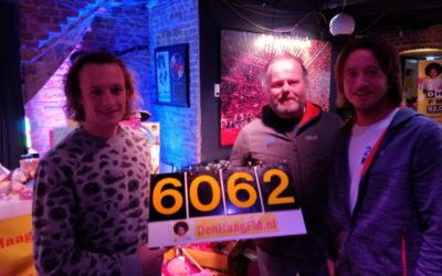 Geslaagde inzamelingsactie Den Haag FM: ruim 14.000 cadeaus voor pakjesavond