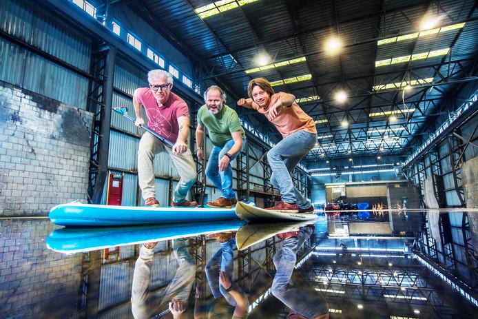 Golven op bestelling in de wavepool – AD Den Haag